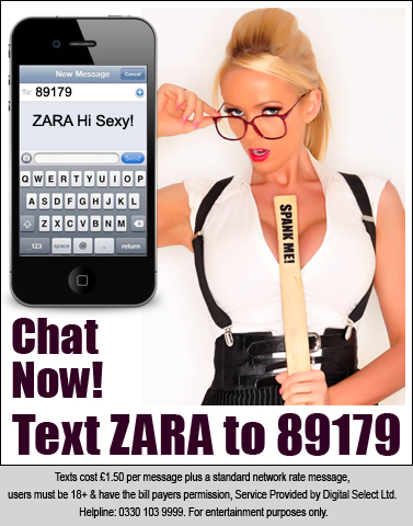 lucy zara sms chat